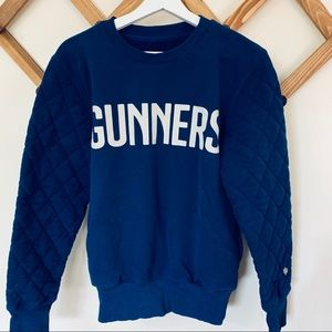 Puma Arsenal Gunners Small Sweater